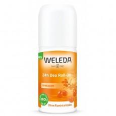 Облепиховый дезодорант 24 часа Roll-On Weleda, 50мл