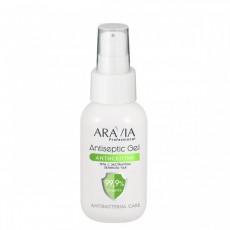 Гель-антисептик для рук с экстрактом зеленого чая Gel Antiseptic ARAVIA
