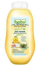 Детская присыпка с сосновой пыльцой Nature Babyline