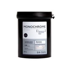 Сахарная паста для депиляции плотная корректирующая MONOCHROME Gloria
