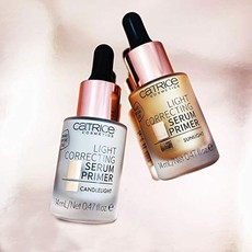 Праймер - сыворотка Light Correcting Serum Primer Catrice