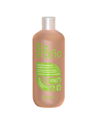 Натуральный шампунь для волос «Активное восстановление» BIOGRAFIA Estel