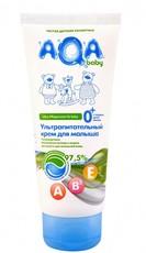 Ультрапитательный крем для малыша AQA baby