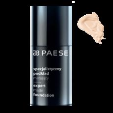 Матирующая тональная основа для жирной и комбинированной кожи MATTE EXPERT PAESE