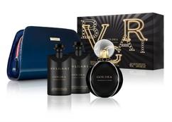 Парфюмерно-косметический набор GOLDEA THE ROMAN NIGHT (Парфюмерная вода 75мл+Лосьон для тела 75мл+Гель для ванны и душа 75мл)