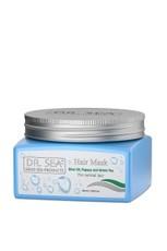 Маска для волос с маслами оливы, папайи и экстрактом зеленого чая Dr. Sea