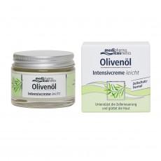 Крем для лица интенсив легкий Olivenol