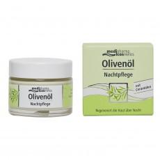Крем для лица ночной Olivenol