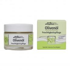 Крем для лица увлажняющий Olivenol