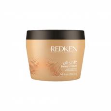 Глубоко питающая маска с аргановым маслом для сухих и ломких волос Redken All Soft