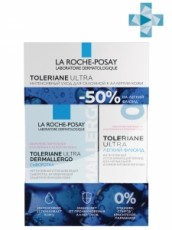 Набор (Ultra Dermallergo сыв. 20 мл+ Ultra флюид д/лица 40мл - 50%) La Roche-Posay Toleriane