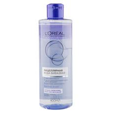 Мицелярная вода L'Oreal Dermo Expertise Бифазная с маслами
