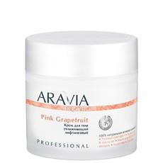 Крем для тела увлажняющий лифтинговый Pink Grapefruit ARAVIA Organic