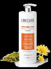 Шампунь восстанавливающий Nutri-Repair (vegan) LINECURE Hipertin