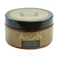 Крем для массажа с аргановым маслом ARGAN OIL RICH BODY MASSAGE CREAM Phytorelax