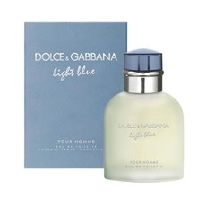 Туалетная вода DOLCE&GABBANA LIGHT BLUE POUR HOMME 75ml