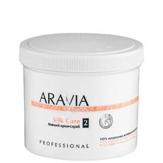 Мягкий крем-скраб «Silk Care» ARAVIA Organic