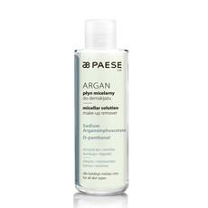 Мицелярный раствор PAESE Argan miceralle solution remover