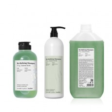 Восстанавливающий шампунь-детокс для всех типов волос со средиземноморскими травами Back Bar Revitalizing Shampoo №04 FarmaVita