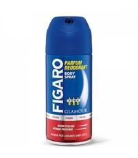 Дезодорант для тела в аэрозольной упаковке Figaro Glamour