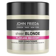 Восстанавливающая маска для окрашенных светлых волос Sheer Blonde Flawless Recovery JOHN FRIEDA