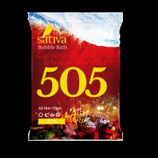 Пена для ванны ВЕЧЕРНИЙ ГЛИНТВЕЙН В АЛЬПАХ №505 Sativa (3шт)
