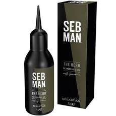Универсальный гель для укладки волос THE HERO Seb Man Sebastian Professional