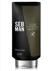 Увлажняющий бальзам после бритья THE GENT Seb Man Sebastian Professional