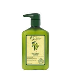 Кондиционер для волос и тела с маслом оливы CHI OLIVE ORGANICS