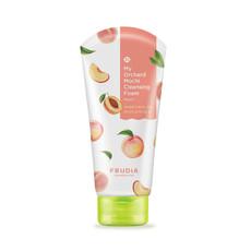 Очищающая пенка-моти для лица с персиком My Orchard Peach Mochi Cleansing Foam FRUDIA