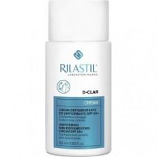 Депигментирующий разглаживающий крем SPF 50+, 50 мл Rilastil D-CLAR