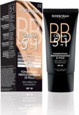 ВВ-крем DEBORAH Cream Foundation BB 5in1 Deborah Milano