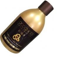 Маска для восстановления и выпрямления волос Gold Coco Choco