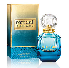 Парфюмерная вода для женщин Roberto Cavalli Paradiso Azzurro