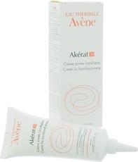 Крем для зоны с уплотнением и шелушением кожи (от кератоза) Avene Akerat 30