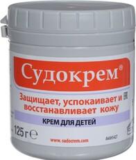 Судокрем для детей, 125г