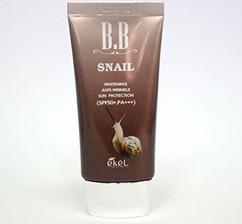 BB крем с экстрактом улитки EKEL