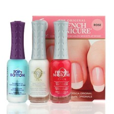 Набор для французского маникюра French Manicure Kit Rose ORLY
