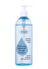 Мицеллярная вода увлажняющая для сухой кожи лица и глаз, 390 мл Ziaja