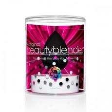 Спонж beautyblender original и мыло для очистки Solid Blendercleanser 30 мл