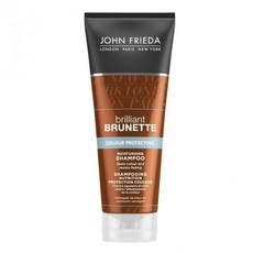 Увлажняющий шампунь для защиты цвета темных волосCOLOUR PROTECTING Brilliant Brunette JOHN FRIEDA