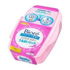 BRE Салфетки для снятия макияжа, 44 шт. BIORE
