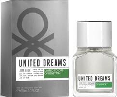 Туалетная вода для мужчин Benetton United Dreams Aim High