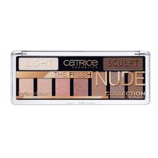 Палетка теней для век The Fresh Nude Collection Eyeshadow Palette, тон 010 Catrice