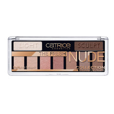 Палетка теней для век The Fresh Nude Collection Eyeshadow Palette, тон 010 Catrice