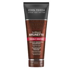Шампунь для создания насыщенного оттенка темных волос Brilliant Brunette VISIBLY DEEPER  JOHN FRIEDA