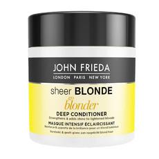Маска для светлых волос Sheer Blonde Go Blonder JOHN FRIEDA