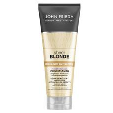 Увлажняющий активирующий кондиционер для светлых волос Sheer Blonde JOHN FRIEDA