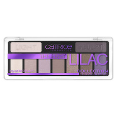 Палетка теней для век The Edgy Lilac Collection, тон 010 Catrice