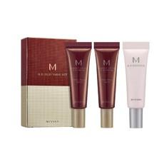 Набор мини M Perfect Cover BB Cream Trial Kit B (BB Boomer/No.23/No.27) MISSHA